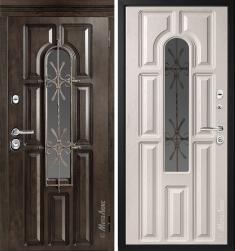 Входная дверь Металюкс с терморазрывом М2060/2
