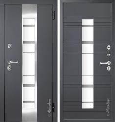 Входная дверь Металюкс с терморазрывом М2065