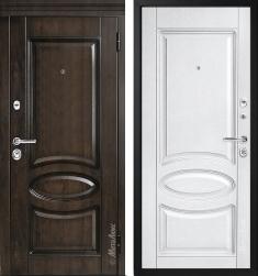 Входная дверь Металюкс с терморазрывом М2071/2