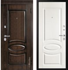 Входная дверь Металюкс с терморазрывом М2071/7