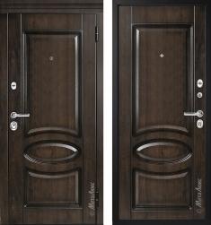 Входная дверь Металюкс с терморазрывом М2071