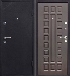 Металлическая дверь Йошкар - венге