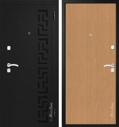 Стальная дверь Металюкс М101