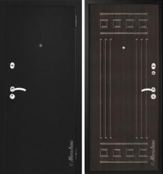 Металлическая дверь Металюкс М15 с терморазрывом
