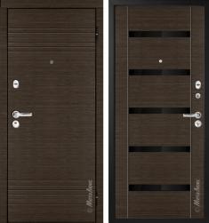 Стальная дверь Металюкс М16
