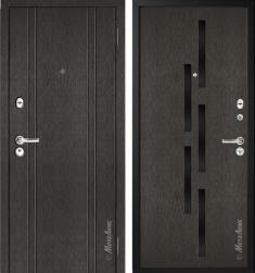 Стальная дверь Металюкс М17