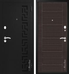 Металлическая дверь Металюкс М200