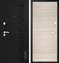 Стальная дверь Металюкс М201