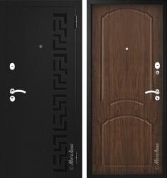 Стальная дверь Металюкс М204