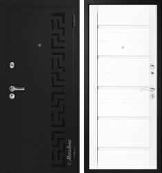 Стальная дверь Металюкс М23
