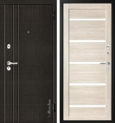 Стальная дверь Металюкс М24/1