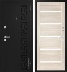 Стальная дверь Металюкс М24