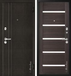 Металлическая дверь Металюкс М25/1