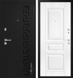 Металлическая дверь Металюкс М29 с терморазрывом