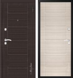 Стальная дверь Металюкс М301