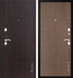 Стальная дверь Металюкс М315/1