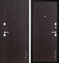 Стальная дверь Металюкс М315
