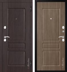 Стальная дверь Металюкс М316/1