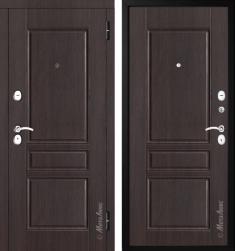 Стальная дверь Металюкс М316