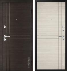 Стальная дверь Металюкс М32