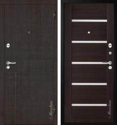 Стальная дверь Металюкс М325