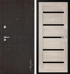 Стальная дверь Металюкс М327