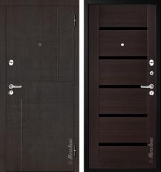 Стальная дверь Металюкс М328