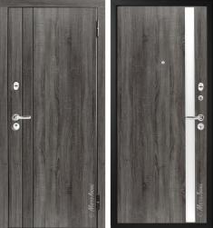 Металлическая дверь Металюкс М33/2