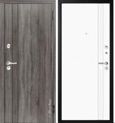 Металлическая дверь Металюкс М33/6
