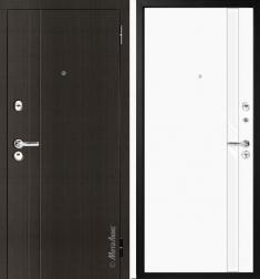 Стальная дверь Металюкс М33/7