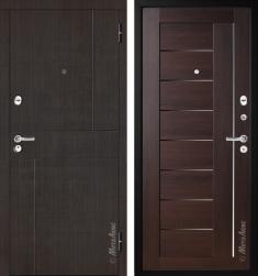 Стальная дверь Металюкс М330