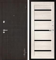 Стальная дверь Металюкс М333