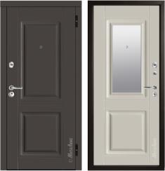 Стальная дверь Металюкс М34/10 Z