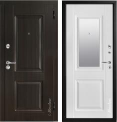 Металлическая дверь Металюкс М34/2 Z
