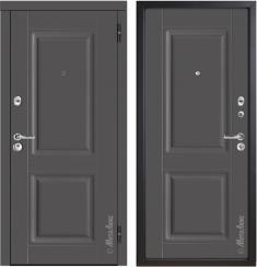 Металлическая дверь Металюкс М34/7
