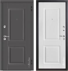 Металлическая дверь Металюкс М34/8