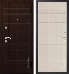 Стальная дверь Металюкс М346