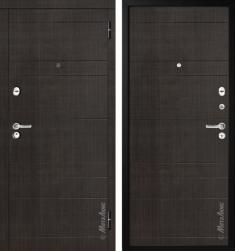 Стальная дверь Металюкс М350/1