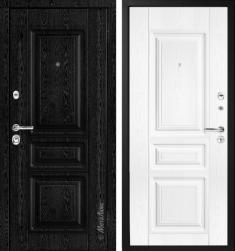 Стальная дверь Металюкс М36