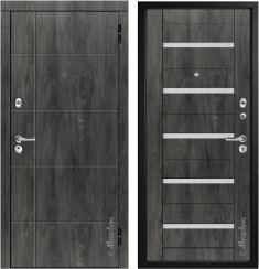 Металлическая дверь Металюкс М39