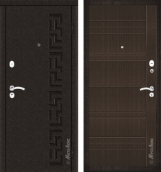 Стальная дверь Металюкс М400