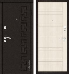Стальная дверь Металюкс М401