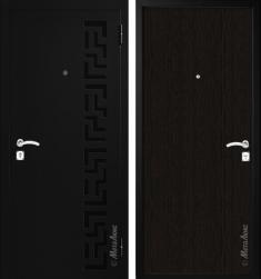 Металлическая дверь Металюкс М5