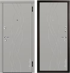 Металлическая дверь Металюкс М56/4