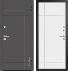Стальная дверь Металюкс М57/1