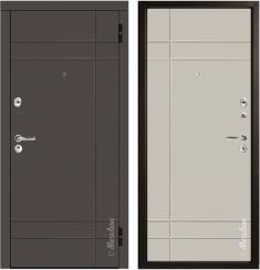 Стальная дверь Металюкс М57/3