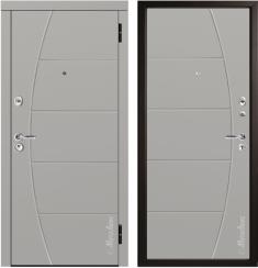 Металлическая дверь Металюкс М58/4