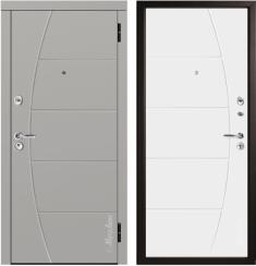 Металлическая дверь Металюкс М58/5