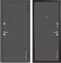 Металлическая дверь Металюкс М58