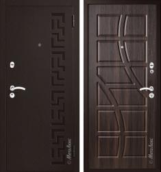 Стальная дверь Металюкс М6